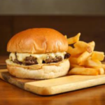 Cheese Smashed Burger